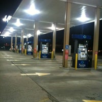 Photo taken at Sam's Club Gas by Emily C. on 10/25/2012