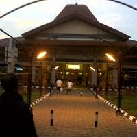 Photo taken at Adi Soemarmo International Airport (SOC) by Samuel B. on 10/19/2012
