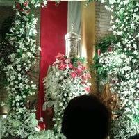 Photo taken at Parroquia Nuestra Señora del Carmen by Memo E. on 3/29/2013