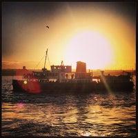 Photo taken at Pier Head by Ian B. on 2/15/2013