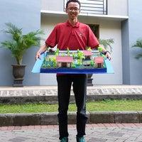 Photo taken at Fakultas Perikanan dan Ilmu Kelautan (FPIK) by Febby Hadi S. on 5/28/2016