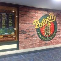 Photo taken at Potbelly Sandwich Shop by Gabriela C. on 9/22/2013