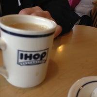 Photo taken at IHOP by Karyn M. on 11/17/2012