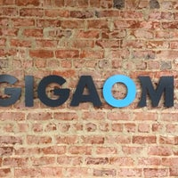 Photo taken at Gigaom HQ by Ian K. on 10/24/2013