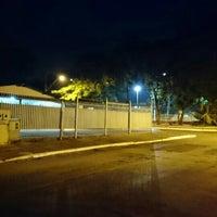 Photo taken at Praça da Bandeira by Daniel G. on 6/17/2016