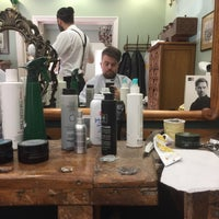 Photo taken at Barber Shop 1900 by Dimitris K. on 3/26/2016