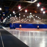 Photo taken at Offutt Field House by Jim L. on 3/26/2013