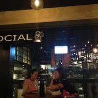 Photo taken at The Social by elizabert w. on 3/3/2013
