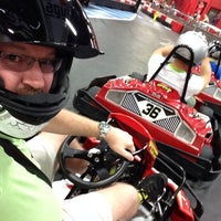 Photo taken at K1 Speed Phoenix by Tommy G. on 9/29/2013