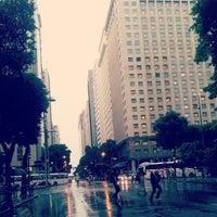 Photo taken at Avenida Presidente Vargas by Wesley B. on 12/14/2012