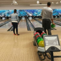 Photo taken at Bird Bowl Bowling Center by Sofia M. on 1/4/2016