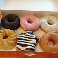 Photo taken at Dunkin Donuts by Brad P. on 6/13/2013
