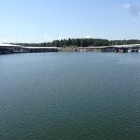 Photo taken at Kentucky Dam Marina by John P. on 8/30/2013