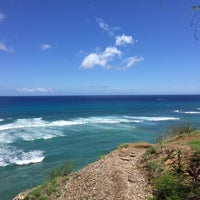 Photo taken at Diamond Head Scenic Point by Kevin T. on 7/30/2016