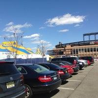Photo taken at Citi Field Parking Lot by Jo  G. on 4/14/2013