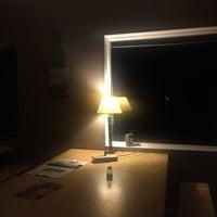 Photo taken at HI-Jasper Hostel by Ryu E. on 7/17/2016