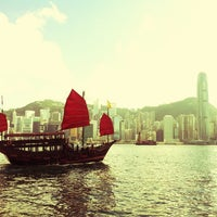 Photo taken at Victoria Harbour by Dan C. on 7/3/2013
