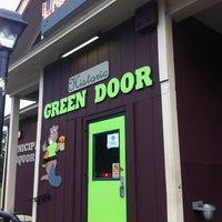Photo taken at Green Door by Mary W. on 8/31/2013