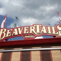 Photo taken at BeaverTails by Ga young on 7/24/2013