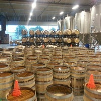 Photo taken at Tallgrass Brewing Co by Ted T. on 6/12/2015