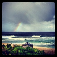 Photo taken at Banzai Pipeline by Don N. on 2/19/2013