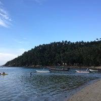 Photo taken at Salad Beach Resort by Konstantin K. on 2/18/2012