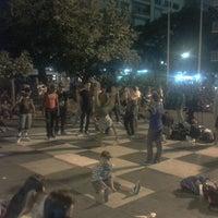 Photo taken at Plaza Luis Brión by Doninyer Z. on 8/31/2012
