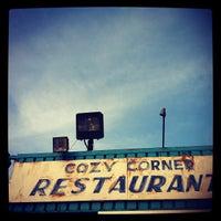 Photo taken at Cozy Corner by Amanda H. on 7/20/2012