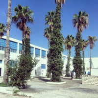 Photo taken at Lycée Carthage Présidence by Molka A. on 10/18/2014