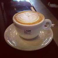 Photo taken at Lamill Coffee Boutique by Garry K. on 7/21/2013