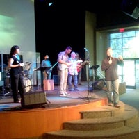 Photo taken at The Bridge Church by Garry K. on 10/20/2013
