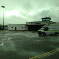 Photo taken at Kerry Airport (KIR) by Chris P. on 2/3/2013