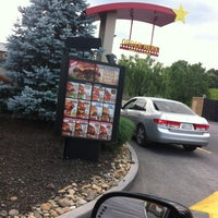 Photo taken at Hardee's by William E. on 6/15/2014
