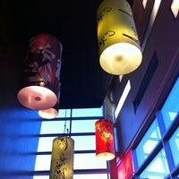 Photo taken at Plum Pan-Asian Kitchen by gina v. on 9/15/2012