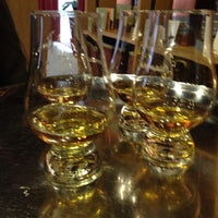 Photo taken at Benromach Distillery and Malt Whisky Centre by Bhaumik K. on 2/25/2015