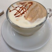 Photo taken at Bottega del Caffè Dersut by mattia m. on 9/20/2013