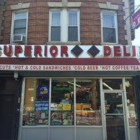 Photo taken at Late Night Superior Deli by Mark N. on 8/16/2015
