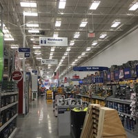 Photo taken at Lowe's Home Improvement by Eddie B. on 5/8/2016