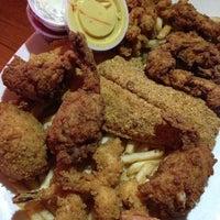 Photo taken at Boudreaux's Cajun Kitchen by Allen A. on 12/3/2012
