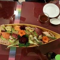 Photo taken at Fuji Sushi House by Eric R. on 3/1/2013