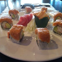 Photo taken at Sushi Japan by Amy F. on 6/17/2014