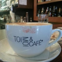 Photo taken at Toi, Moi & Café by Candice P. on 6/11/2013