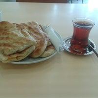 Photo taken at Çengelköy Börekçisi by Betül Sena M. on 11/19/2014