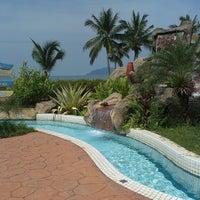 Photo taken at Teluk Dalam Beach Resort by shpr s. on 1/22/2014