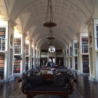 Photo taken at Boston Athenaeum by Zach F. on 9/19/2014