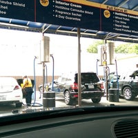 Photo taken at Mister Car Wash by Wayne A. on 8/28/2014