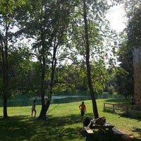 Photo taken at Frogbridge by Janet G. on 8/26/2013