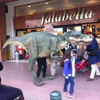 Photo taken at Falabella by Rodrigo B. on 8/10/2013