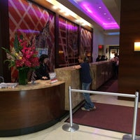 Photo taken at Crowne Plaza Times Square Manhattan by Dink C. on 5/25/2015