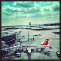 Photo taken at London Gatwick Airport (LGW) by Var V. on 6/1/2013